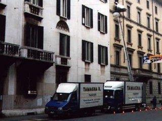 Trasporti fuori regione Pavia