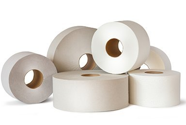 alpha packaging different thickness of toilet paper rolls