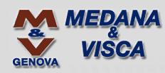 MEDANA E VISCA GENOVA Srl-LOGO