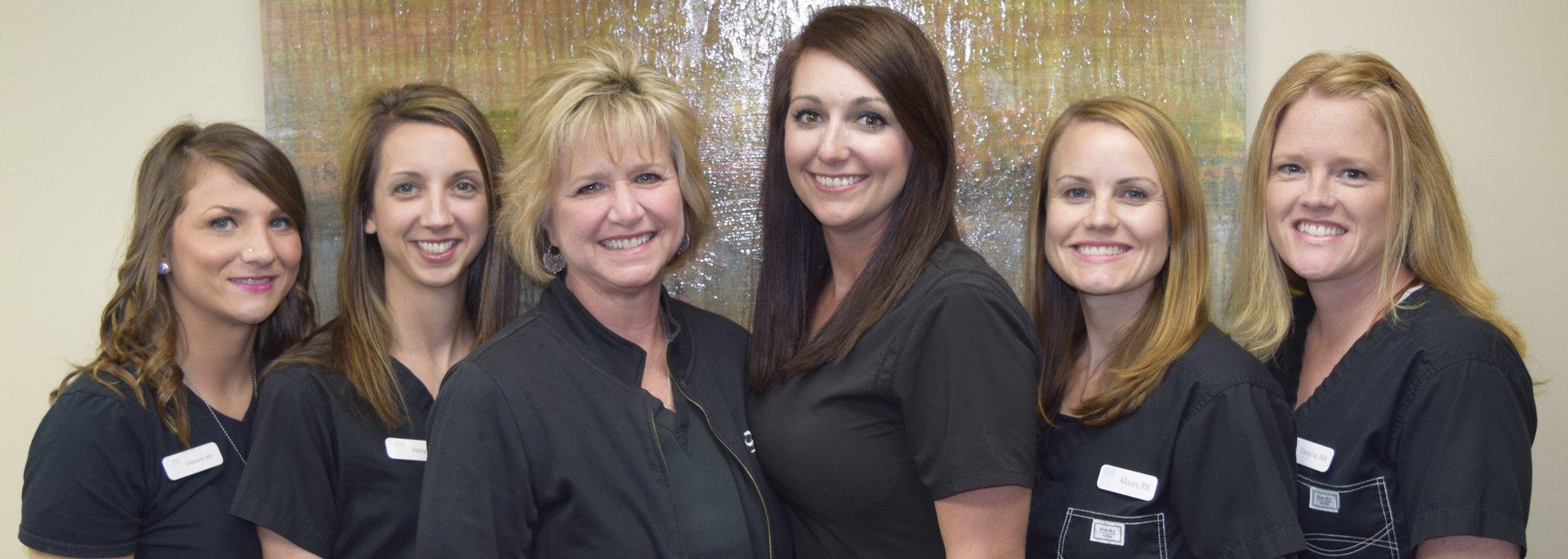 Conway Women's Health Center, nurses