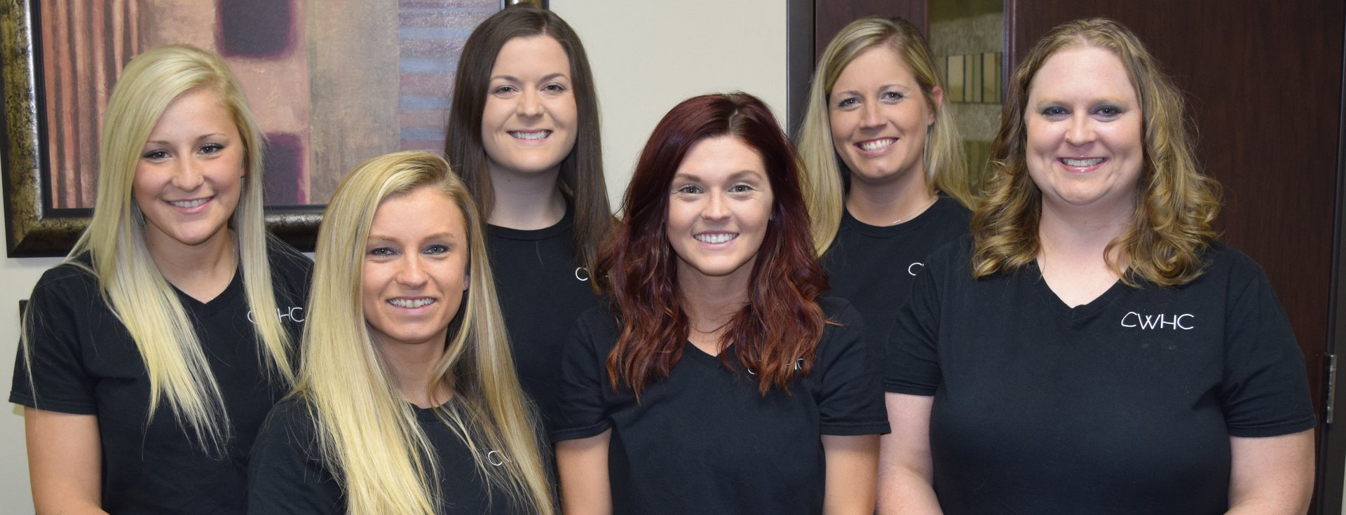 Conway Women's Health Center, Front Office Staff