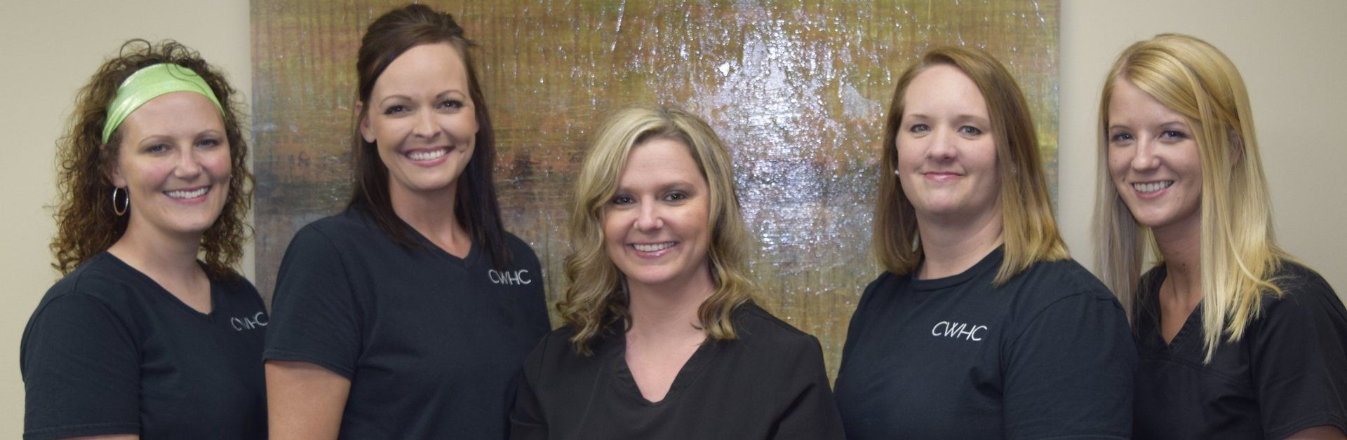 Conway Women's Health Center, nursing staff