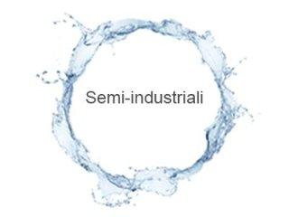 Addolcitori semi-industriali