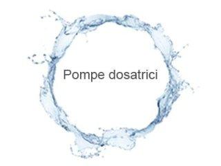 Pompe dosatrici