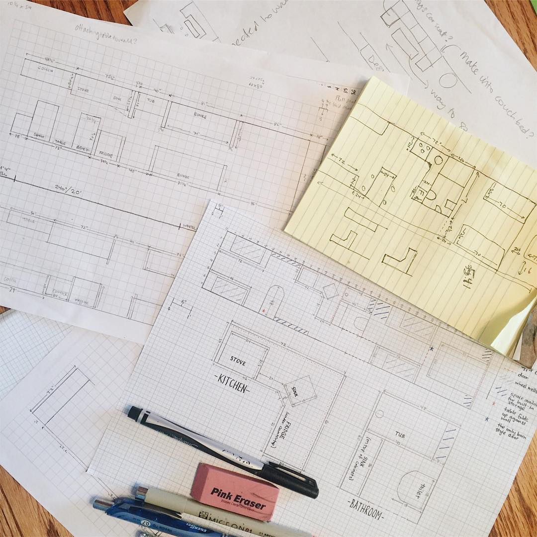 the layout of our schoolbus conversion rh themayesteam com homebase bedroom homebase bedford