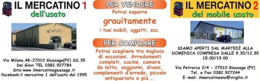 Il Mercatino Dellu0027usato 1   Giussago, Pavia