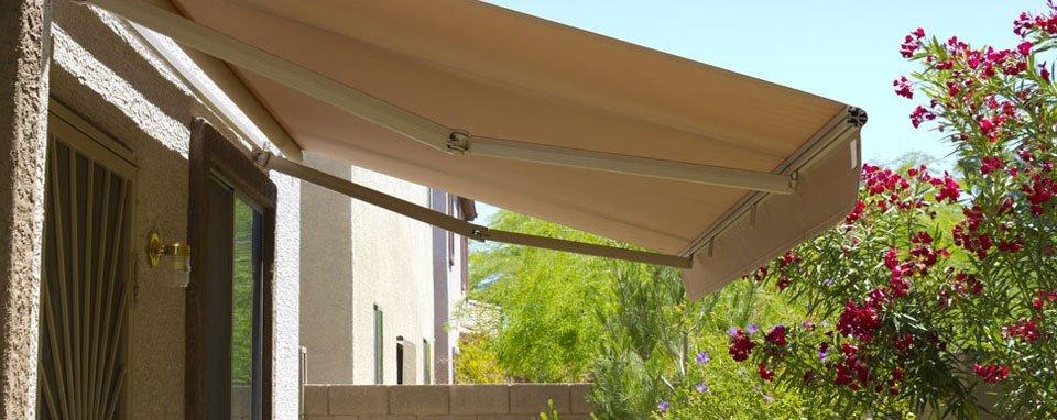 Bespoke awnings
