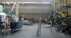 Verniciatura carpenteria meccanica
