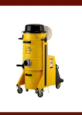 ATEX certified vacuum
