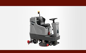 scrubber with advanced features