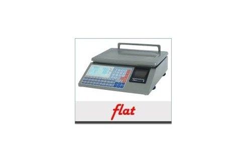 bilancia con stampante pesata
