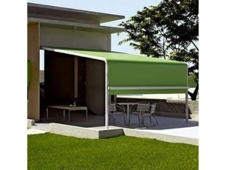 installazione tende per giardino genova