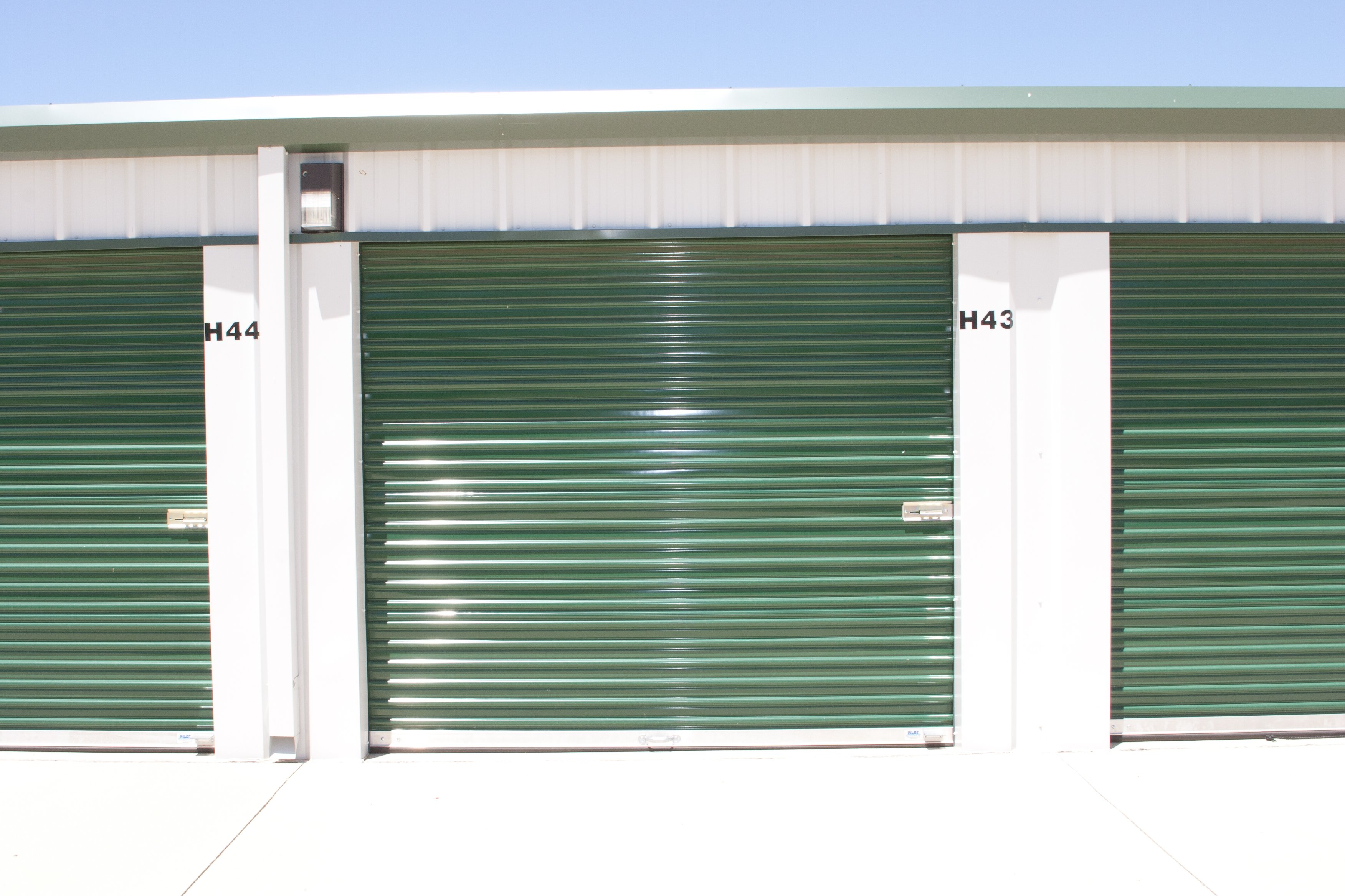 Self Storage Facility Abilene, TX