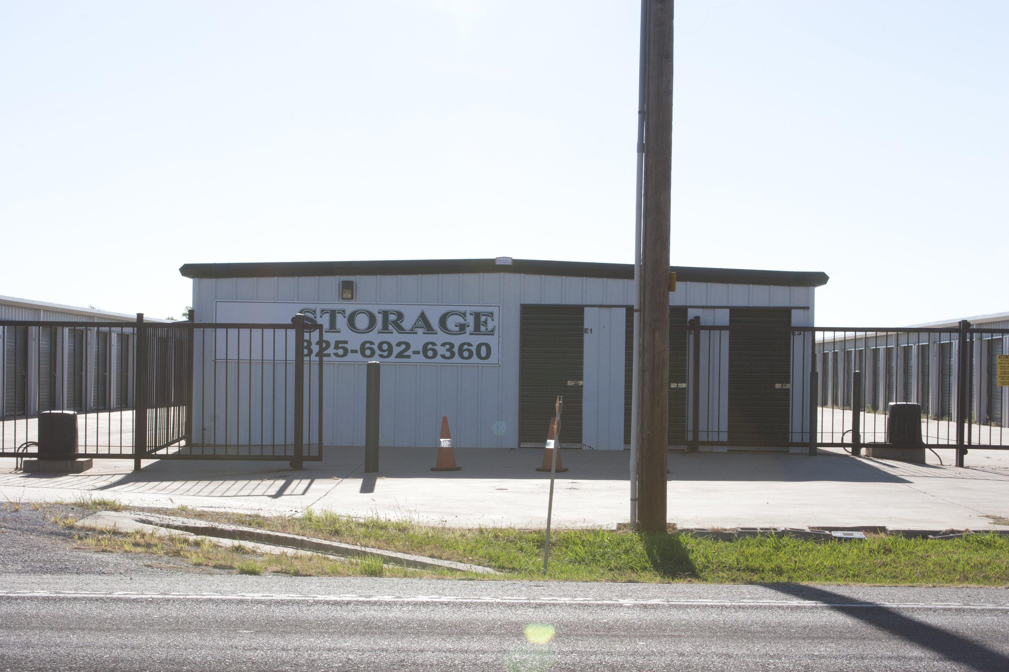 Storage Facility Abilene, TX