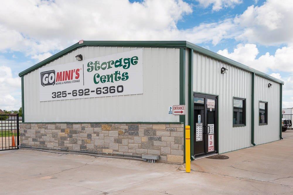 Merveilleux Self Storage Facility Abilene, TX