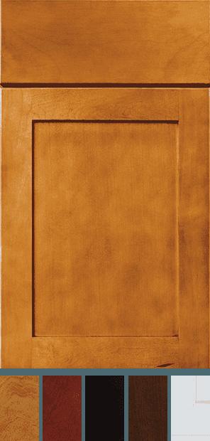 Malden Door Style