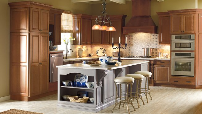 Exceptionnel Kemper Kitchen
