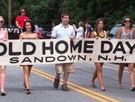 Sandown Old Home Day