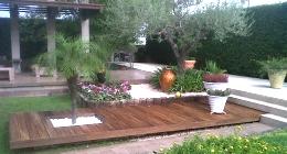 Green Project, Capurso (BA), progettazione aree verdi