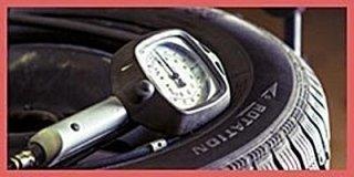 Gonfiaggio pneumatici