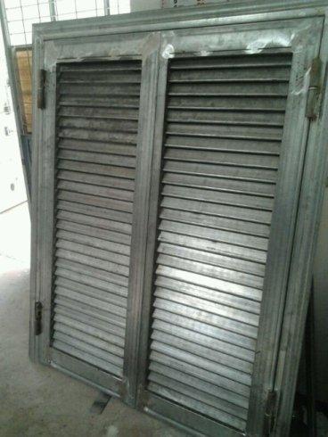 Persiane in alluminio
