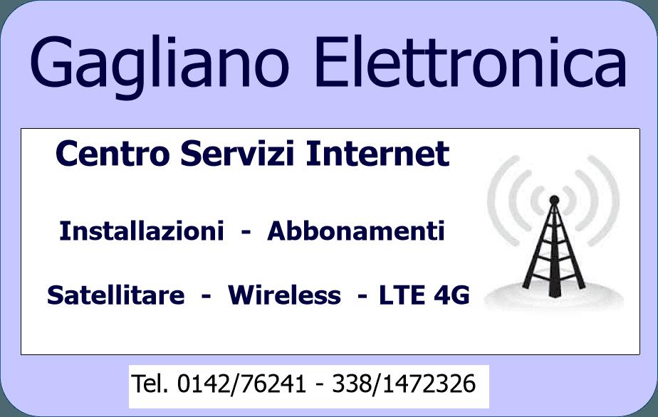 GAGLIANO ELETTRONICA