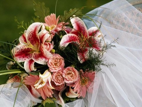 Bouquet per matrimoni