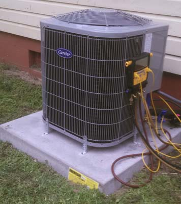 air conditioning in Milton, FL