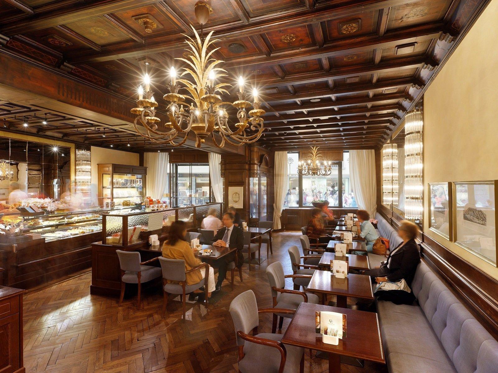 Il Tea Room e Ristorante Grand Café Al Porto