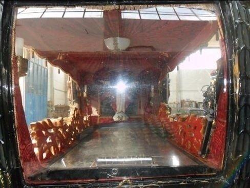 interno di una carrozza