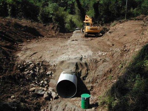 Opere di difesa idraulica