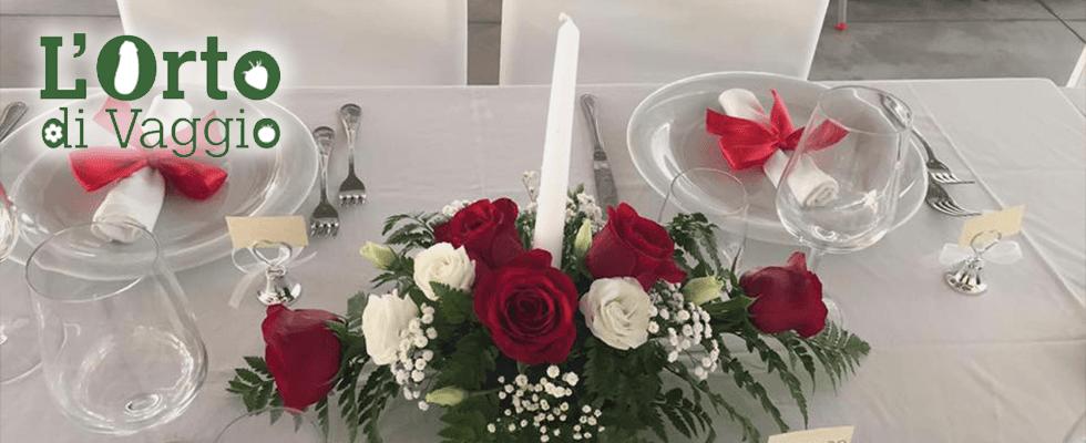 Allestimento Matrimoni