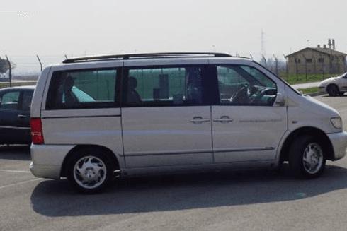 Mercedes Vito Serie V 220