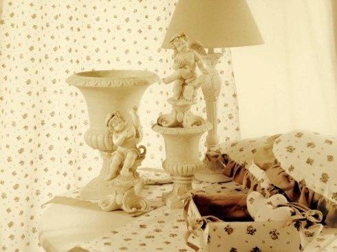 lampade e vasi d