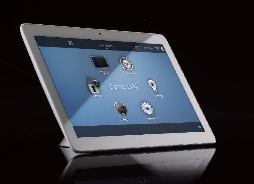 Control4 Gass Edge Portable Touchscreen