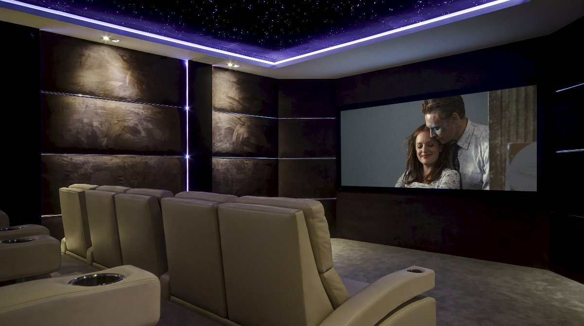 Find Home Automation Projects And Home Cinema Projects For