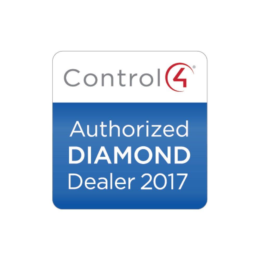 New Wave AV are Control4 Diamond Dealers 2017