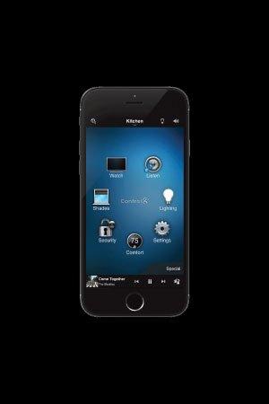 Control4 MyHome app