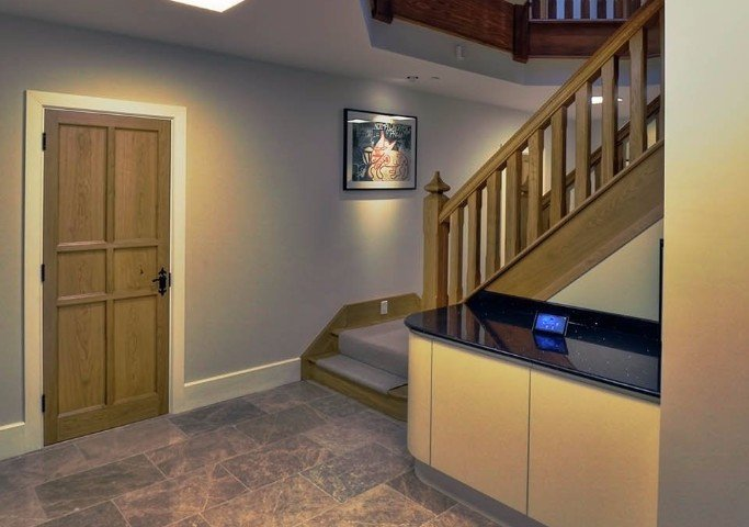 Control4 Home Automation installation