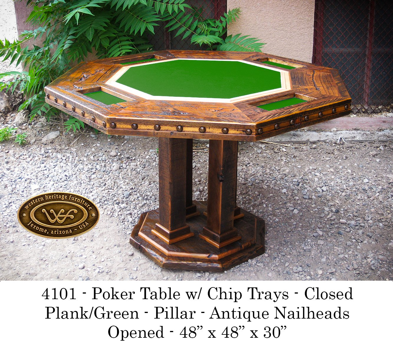 poker tables portfolio