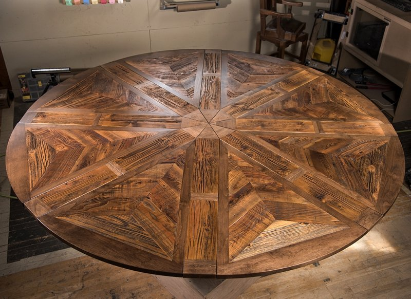 Awesome Expanding Round Table Ideas House Design Ideas anonsurfus