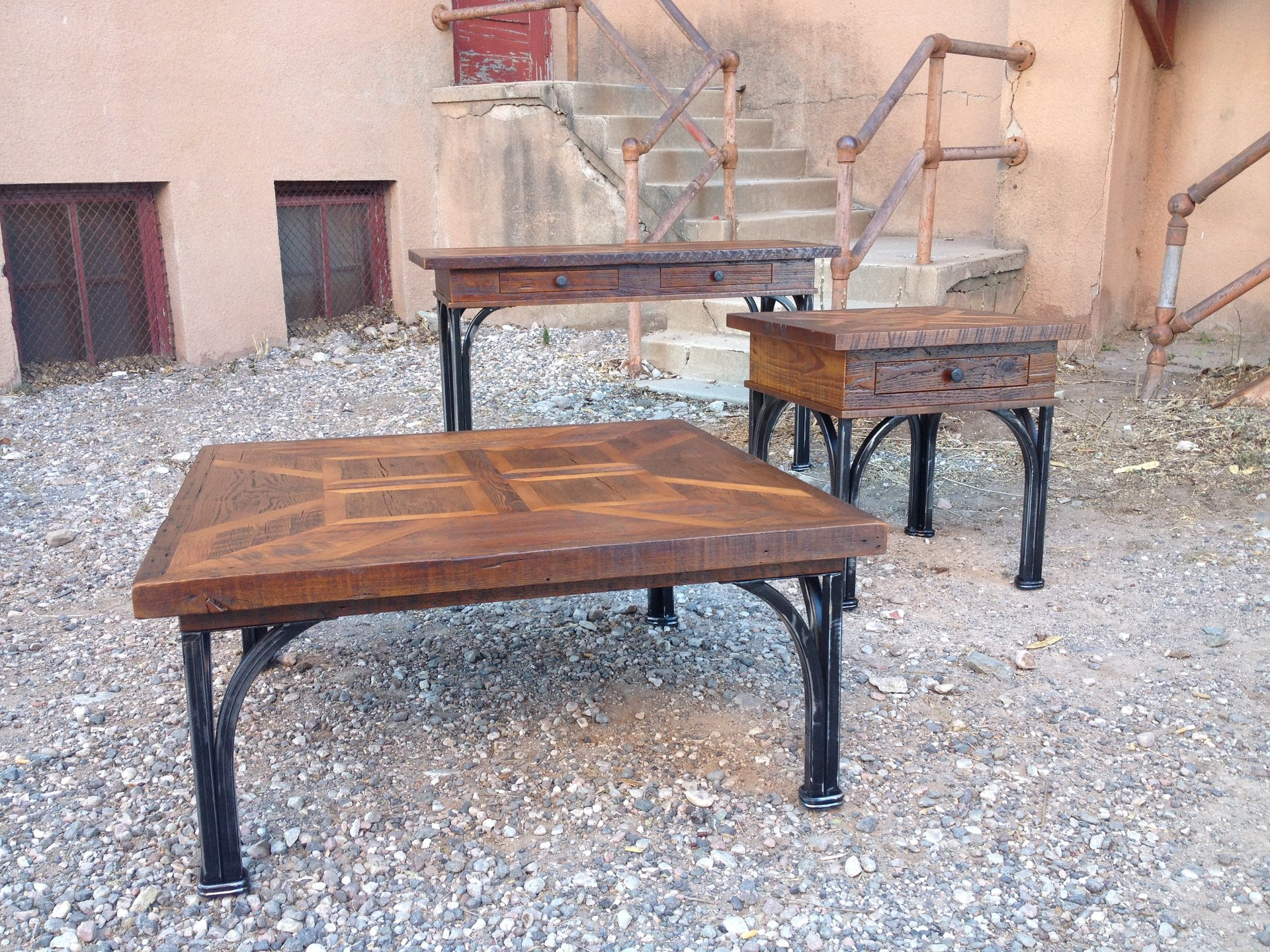 WHF is the best rustic reclaimed and custom southwest furniture