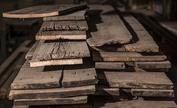reclaimed barn wood selection