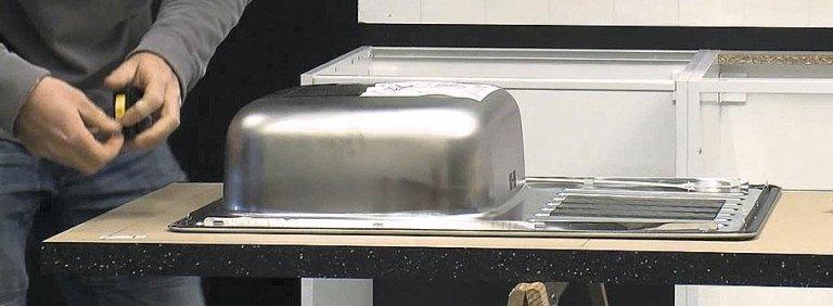 centro incasso elettrodomestici modifiche falegnameria