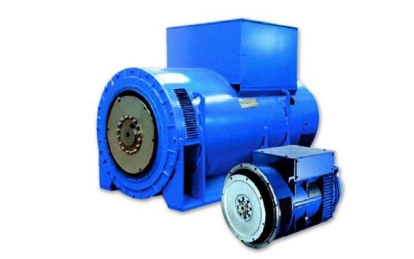 Generatore sincrono Marelli