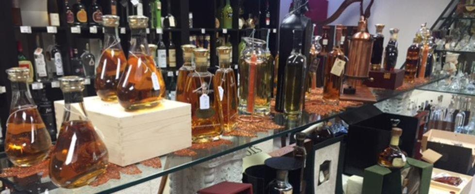 vini e distillati padova