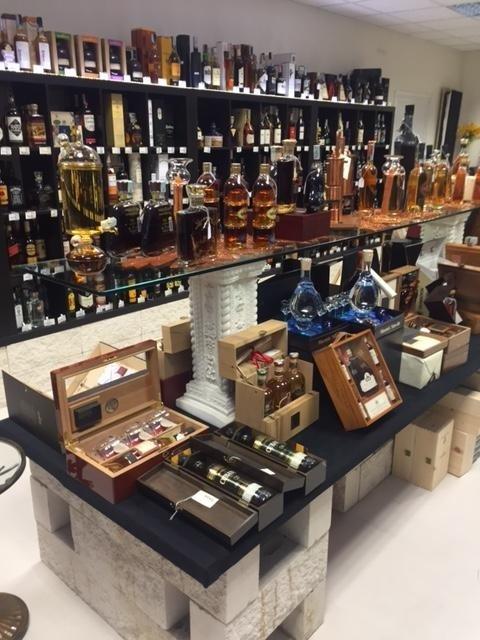 negozio distillati