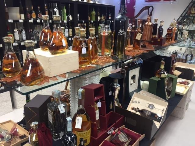 idee regalo distillati
