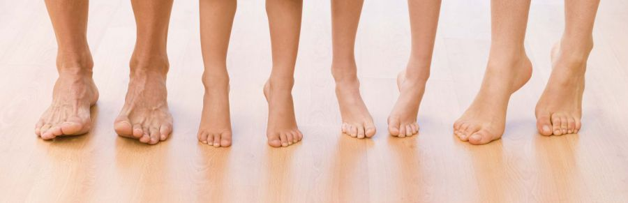 Healthy feet by our podiatrists in Rochester, NY