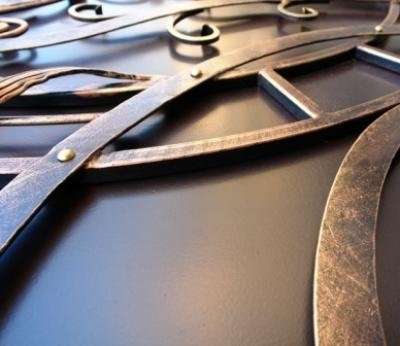 lavorazioni in ferro, ferro, ringhiere in ferro, ringhiere per esterni